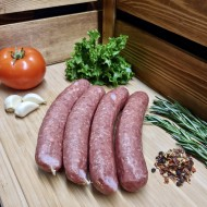 Lean Turkey Sausage-Lightly Smoked (Per 100g)
