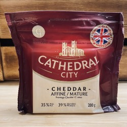 Cathedral City- Mature Fromage Cheddar Cheese (200g)