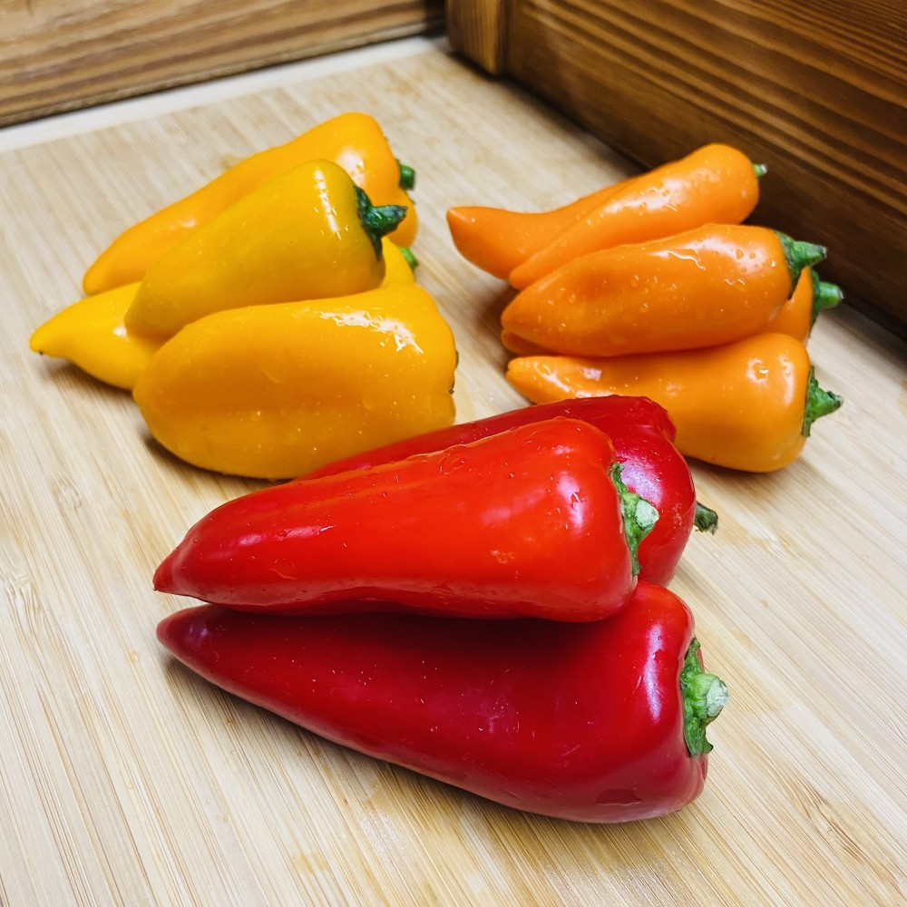 Sweet Mini Peppers (1 Piece)
