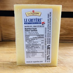 Le Gruyere- Firm Ripened Cheese (108g)