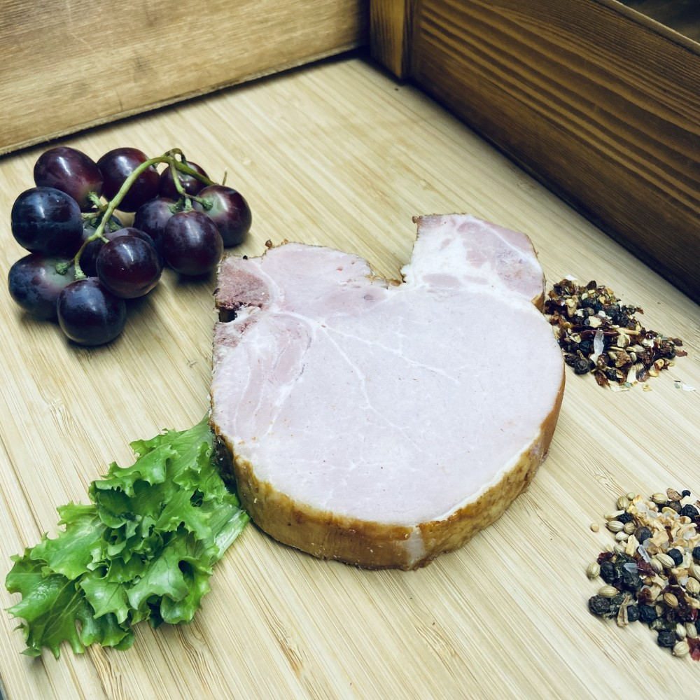 Smoked Pork Chop (Per 100g)