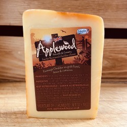 Applewood- Smooth & Creamy Smoke Flavoured Cheddar Cheese (132g)
