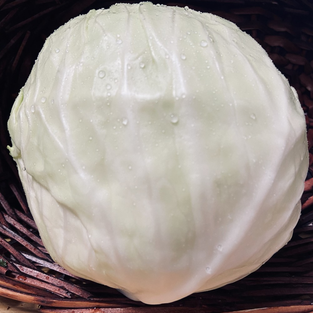 Green Cabbage (1lb)