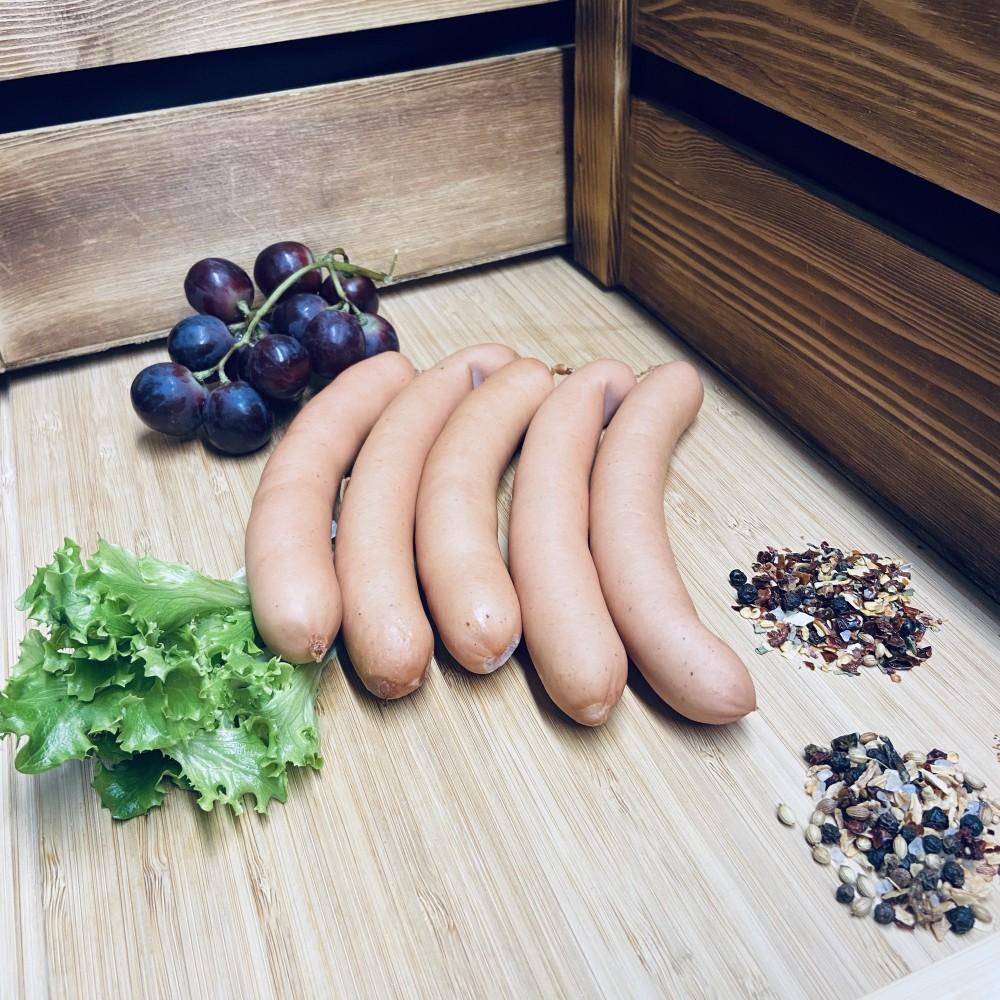 German Wieners (Per 100g)