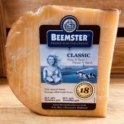 Beemster Classic, Firm & Bold Premium Dutch Cheese (214g)