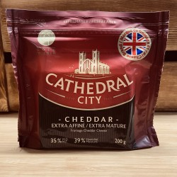 Cathedral City- Extra Mature Fromage Cheddar Cheese (200g)