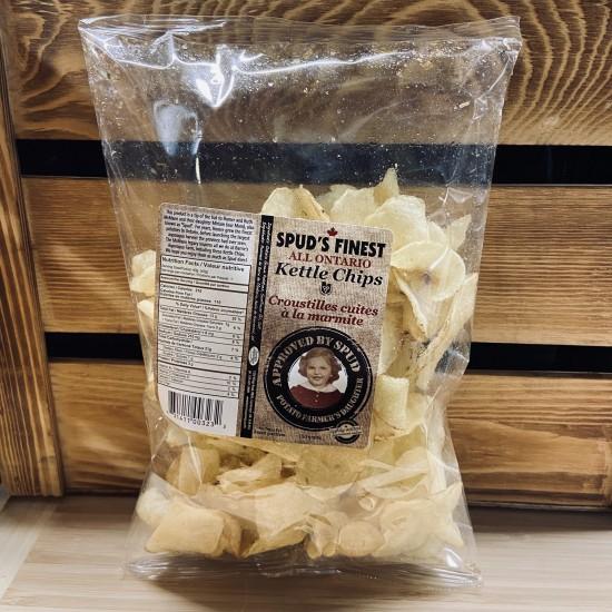 Spud's Finest - Kettle Chips (150g)
