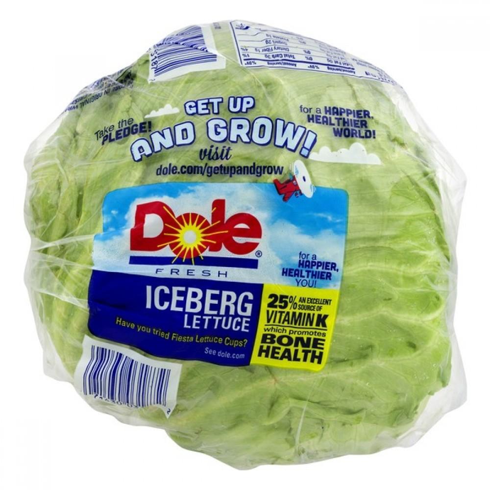 Iceberg / Head lettuce