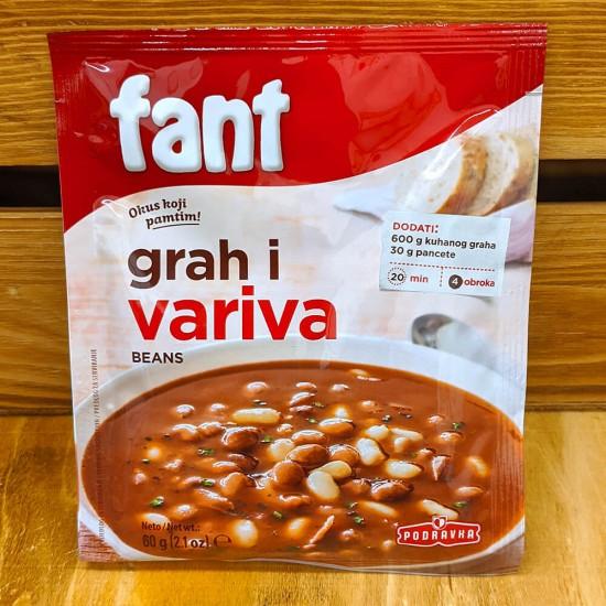 Fant - Seasoning Mix for Beans (60g)