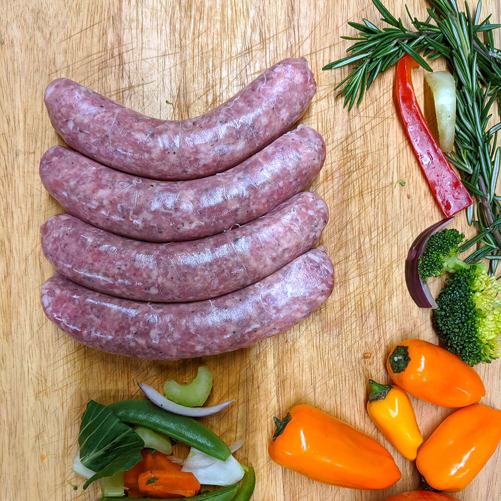 Fresh Pork Sausage