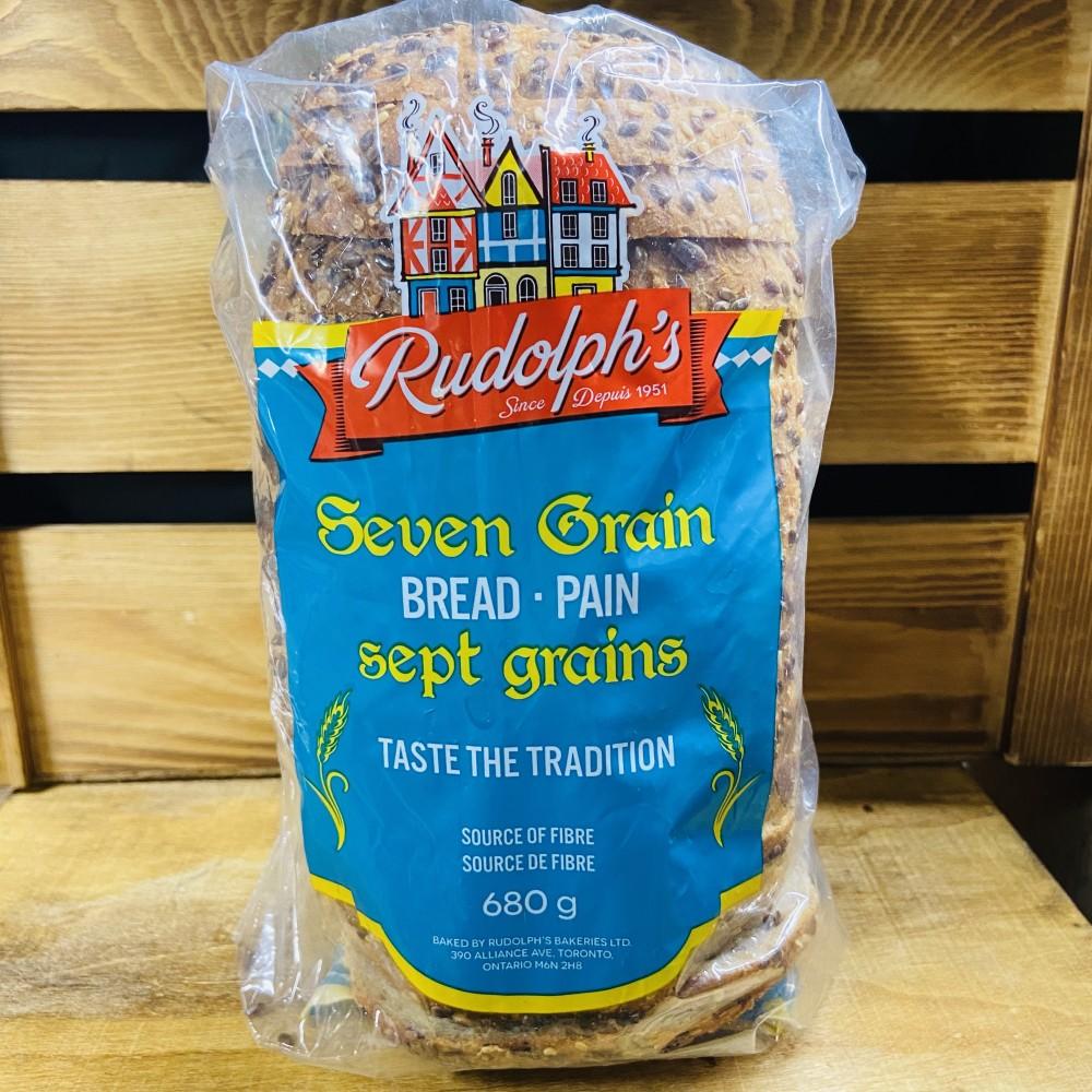 Rudolph's - Seven Grain Bread (680g)