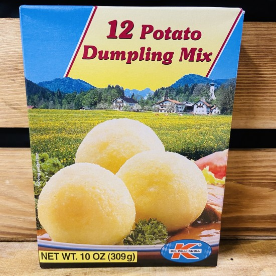 Dr Willi Knoll- 12 Potato Dumpling Mix (309g)