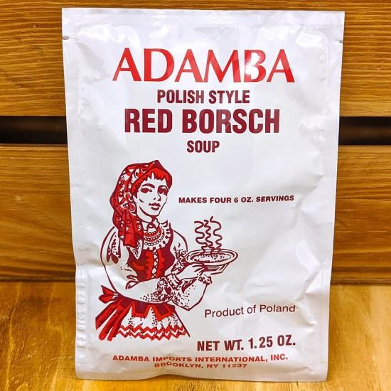 Adamba - Polish Style Red Borsch Soup Mix (35.4g)