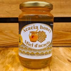 Acacia Honey (500g)