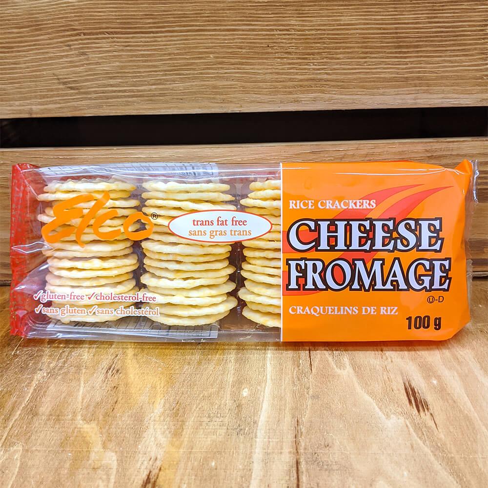 Elco - Rice Crackers (Cheese) (100g)