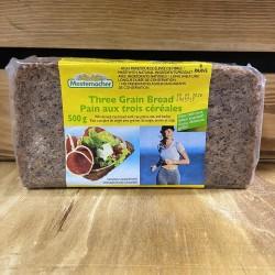 Mestemacher- Three Grain Bread (500g)