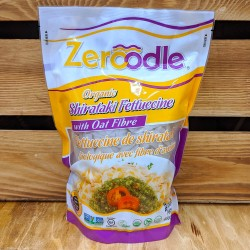 Zeroodle - Organic Shirataki Fettuccine (400g)