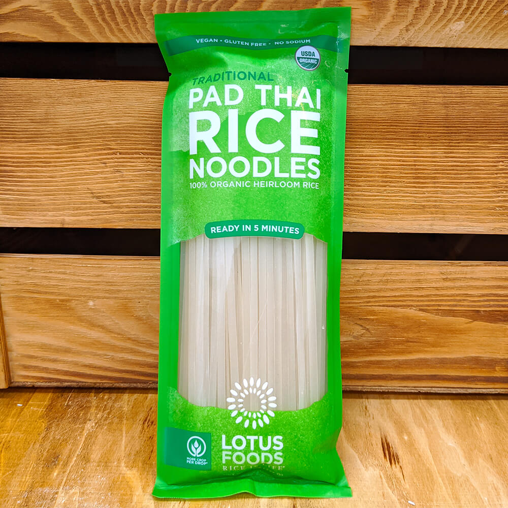 Lotus Foods - Pad Thai Rice Noodles (Traditional) (227g)