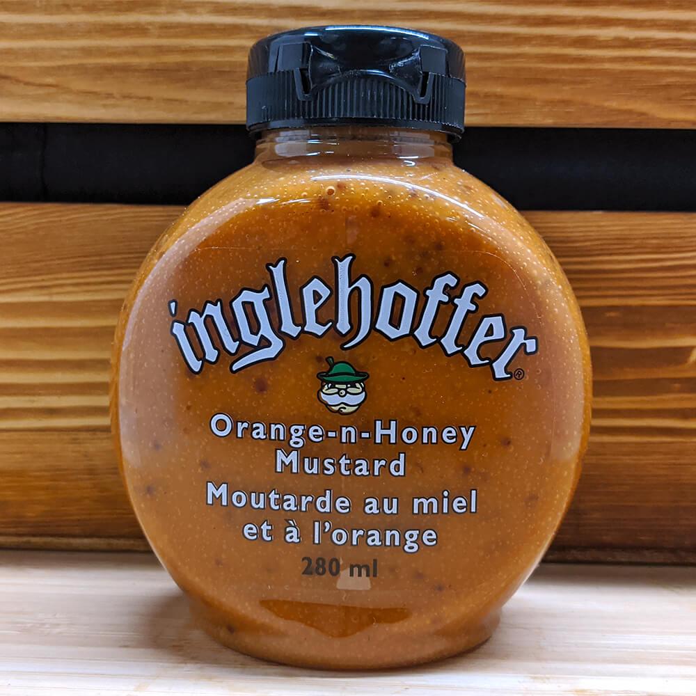Inglehoffer - Orange-n-Honey Mustard (280ml)