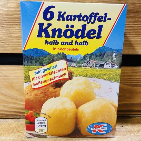 Dr Willi Knoll- 6 Potato Dumplings in boiling bags (200g)