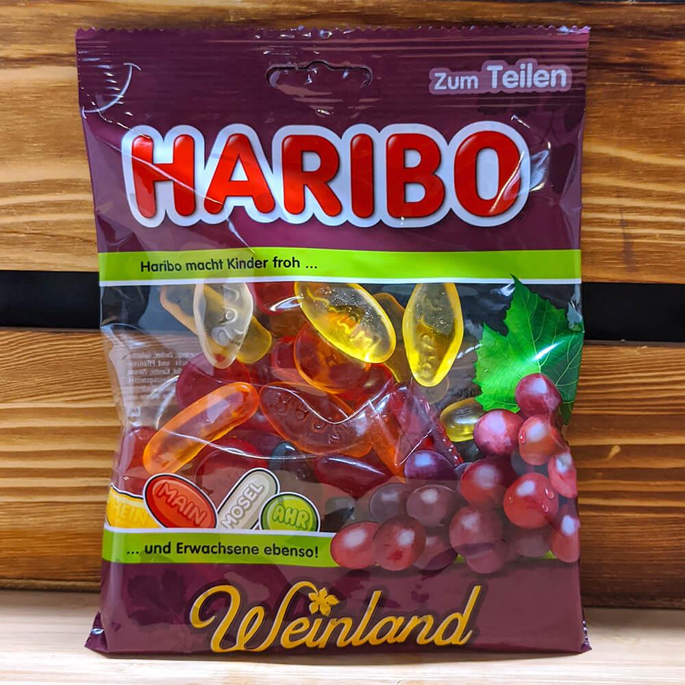 Haribo - Wineland Gummies (200g)