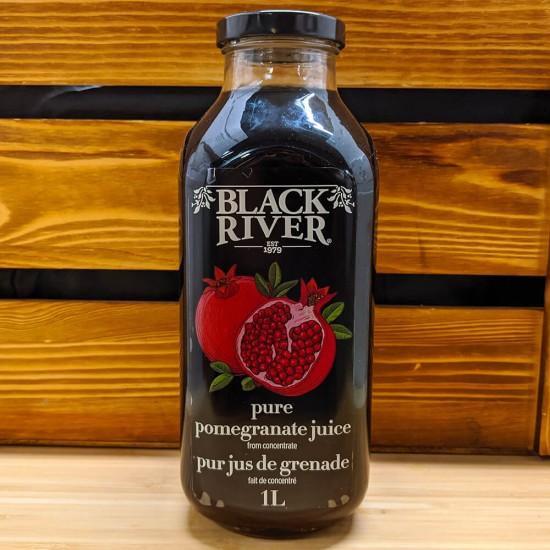 Black River - Pure Pomegranate Juice (1L)
