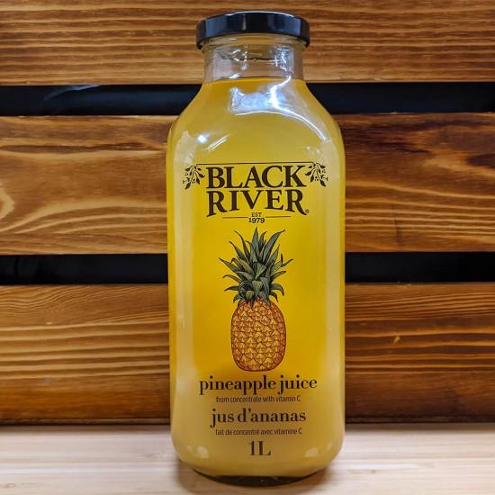 Black River - Pineapple Juice (1L)