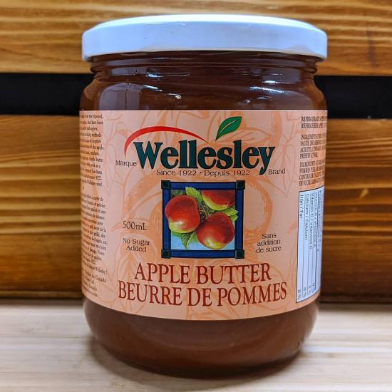 Wellesley - Apple Butter
