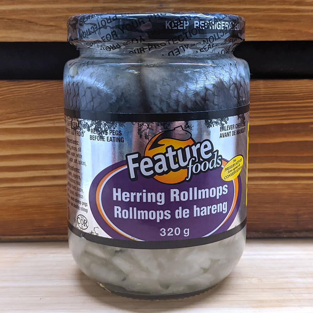 Herring Rollmops (320g)