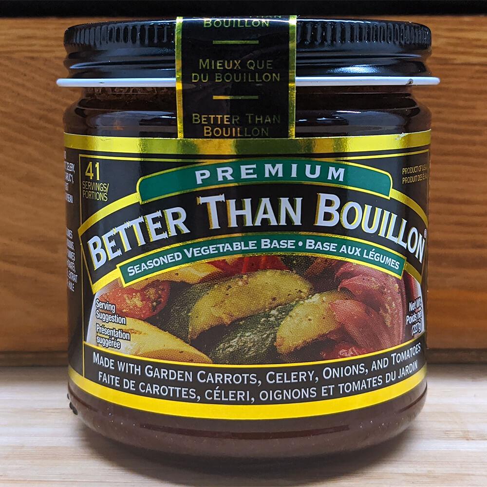 Better Than Bouillon Seasoned Vegetable Base (227g)