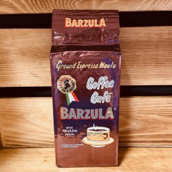 Barzula Ground Espresso Coffee (250g)