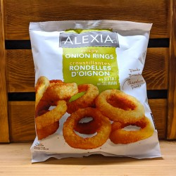 Alexia - Crispy Onion Rings (340g)
