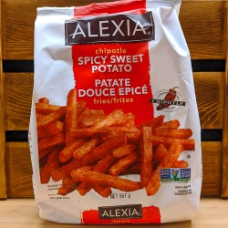 Alexia - Chipotle Spicy Sweet Potato Fries (567g)