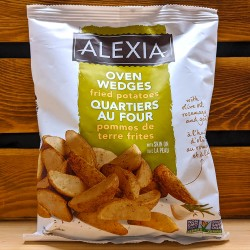 Alexia - Oven Wedges Fried Potatoes (450g)
