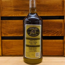 Spartan - Pure Extra Virgin Olive Oil (1L)