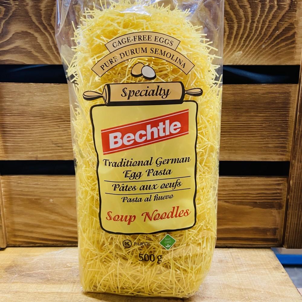 Bechtle-Traditional German Egg Pasta , Soup Noodles (500g)