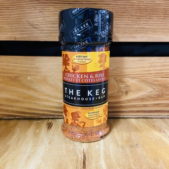 The Keg - Chicken & Ribs (168g)