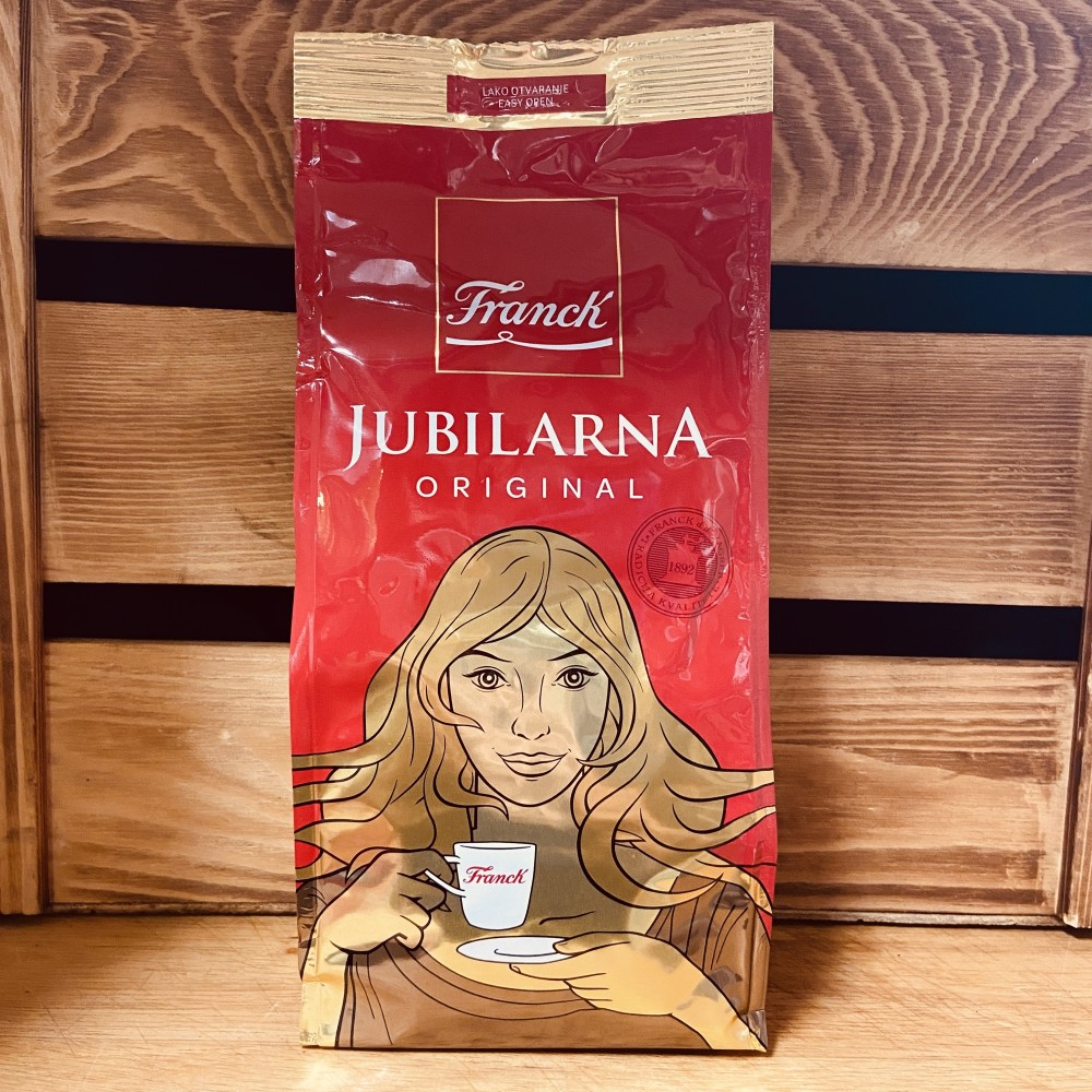Jubilarna Original , Blend of Roast & Ground Coffee (400g)