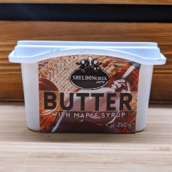 Butter with Maple Syrup (250g)