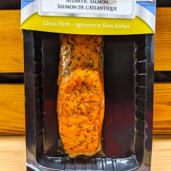 Atlantic Salmon Citrus Herb (1 Piece)