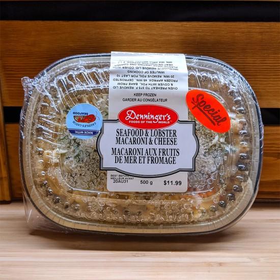 Seafood & Lobster Macaroni & Cheese (500g)