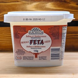 Balkan & Mediterranean - Feta Cheese (1kg)