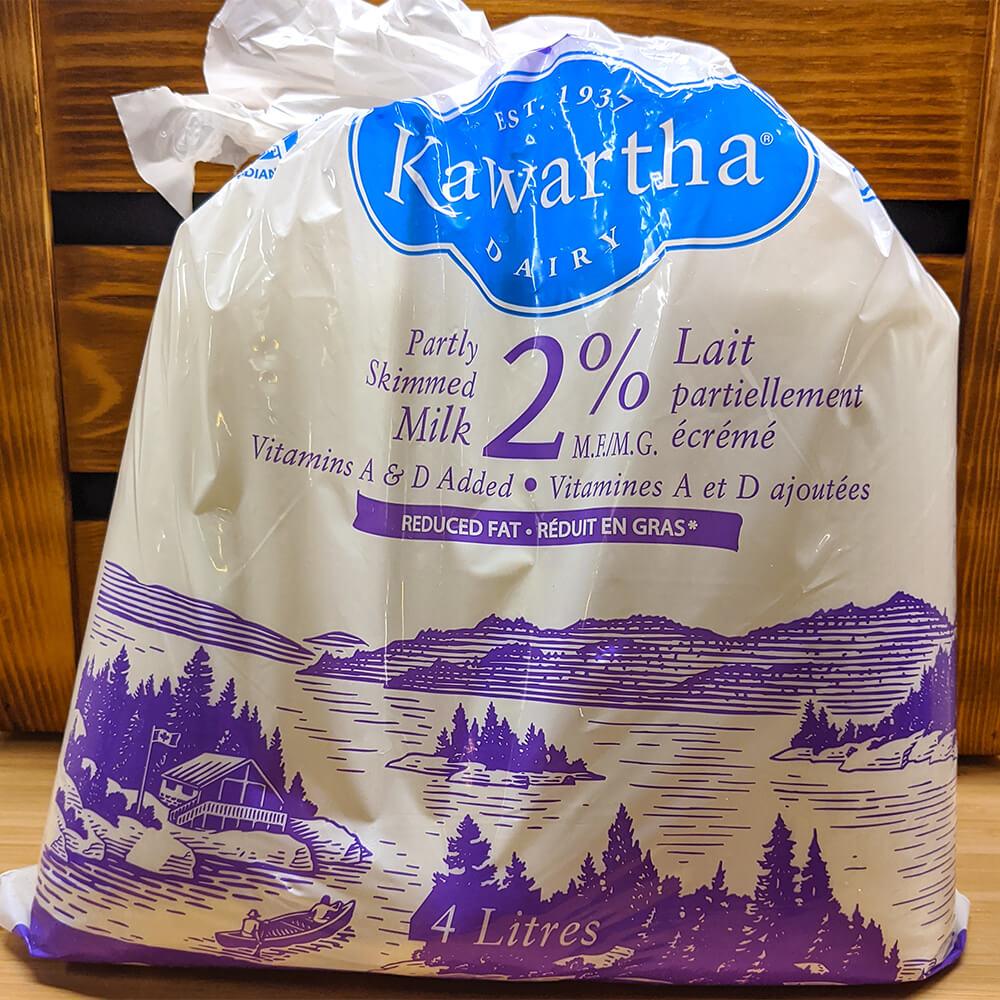 Kawartha Dairy - 2% Milk (4L)