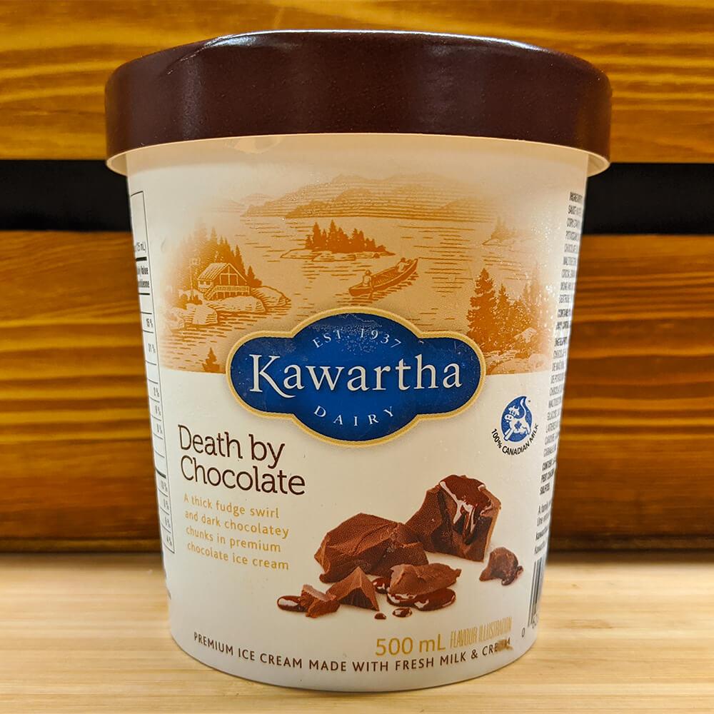 Kawartha Dairy - Death by Chocolate (500ml)