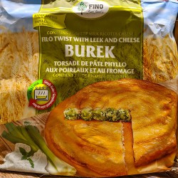 Filo Twist with Leek and Cheese (900g)