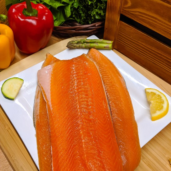 Arctic Char Fillet Fresh Farm Raised (1lb)