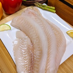 Cod Fillet Icelandic Fresh Line Caught - Wild Caught (1lb)