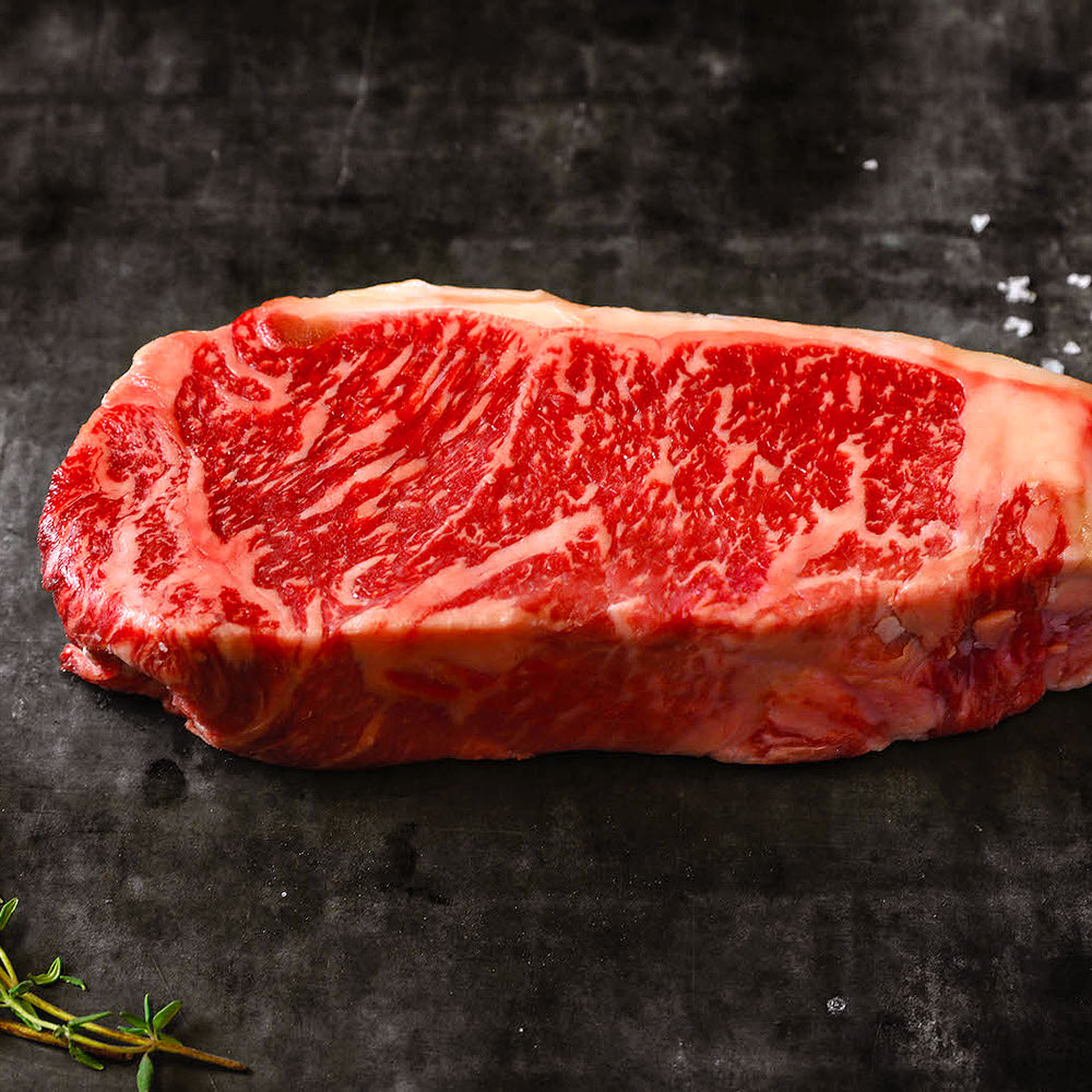 Striploin Steaks (14 oz)