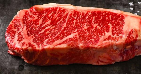 striploin steaks 14 oz