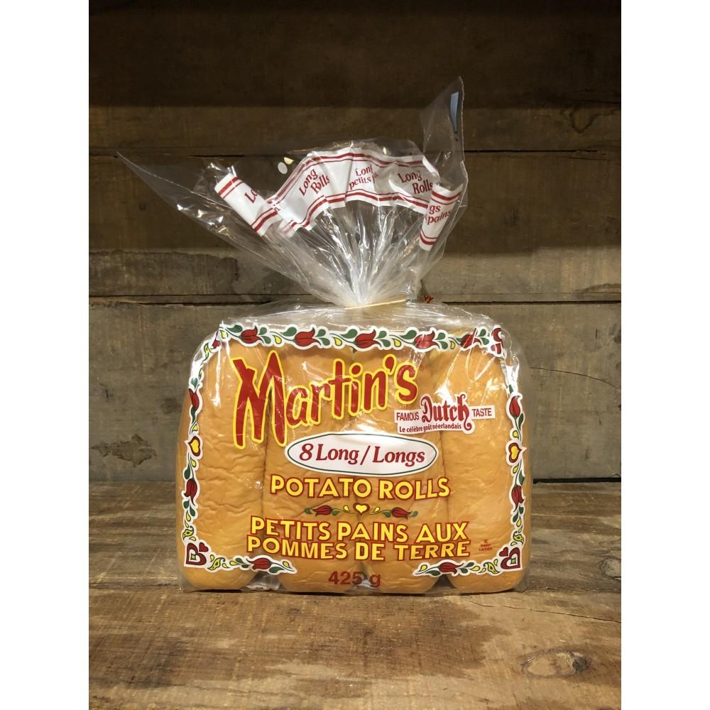 MARTIN'S - POTATO ROLLS (425G)